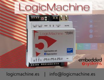 LogicMachine, un controlador e integrador multi-protocolo muy interesante