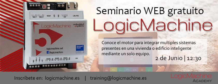Webinar Logicmachine