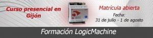 Formación LogicMachine en Gijon,