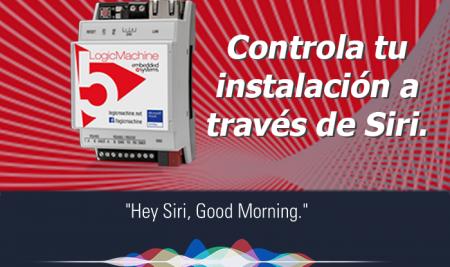 Controla tu hogar con Siri, gracias a LogicMachine